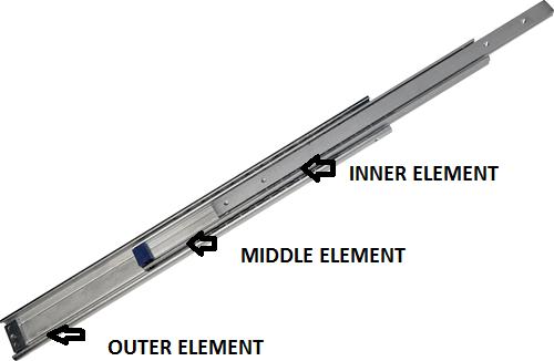 Chambrelan Magnetically Synchronized Slides