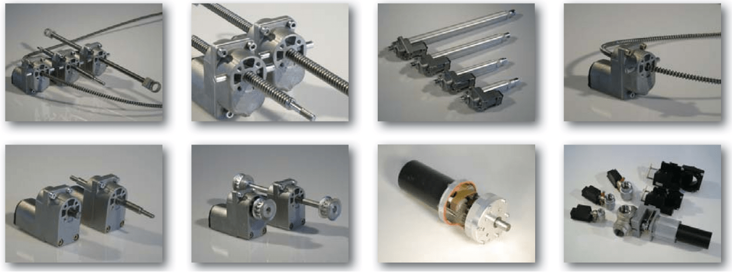 Radi Product Line Includes Gear Motors Actuators And Valves